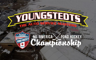 Supporting the North American Pond Hockey